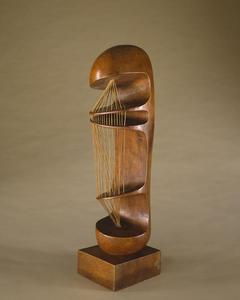 Henry Moore - Stringed Figure No. 1