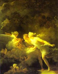 Jean-Honoré Fragonard - Fontaine d-amour