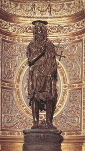Donatello - St John the Baptist_