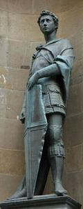 Donatello - Statue of St. George