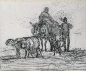 Jean-François Millet - Return from the Fields