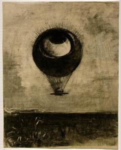 Odilon Redon - Image Eye-Balloon