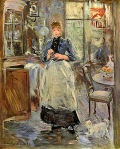 Berthe Morisot - The Dining Room