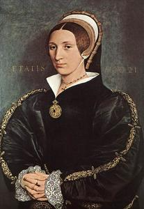 Hans Holbein The Younger - Portrait of Catherine Howard