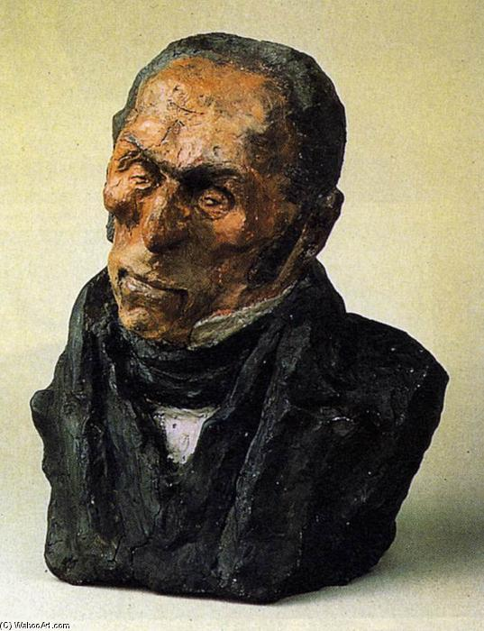 Guizot or the Bore, 1832 by Honoré Daumier (1808-1879, France)