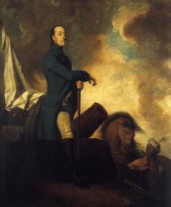 Joshua Reynolds - Frederick, Count of Schaumburg Lippe