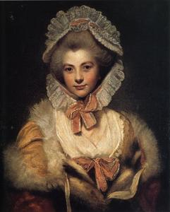 Joshua Reynolds - Lavinia, Countess Spencer