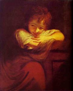Joshua Reynolds - Little Rogue (Robinetta)