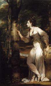 Joshua Reynolds - Mrs. Richard Bennett Lloyd