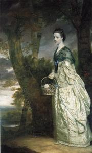 Joshua Reynolds - Mrs. Thomas Riddell