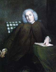 Joshua Reynolds - Samuel Johnson