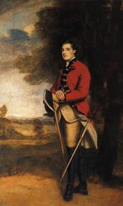 Joshua Reynolds - Sir Richard Worsley