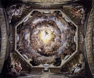 Antonio Allegri Da Correggio - Assumption of the Virgin