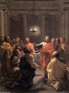 Nicolas Poussin - The Institution of the Eucharist