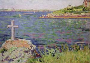 Paul Signac - Saint-Briac, the Sailor's Cross