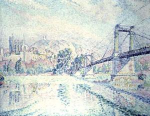 Paul Signac - The Bridge