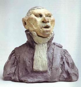 Honoré Daumier - André-Marie-Jean-Jacques Dupin, Also Called Dupin the Elder