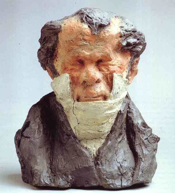 Jean-Ponce-Guillaume Viennet by Honoré Daumier (1808-1879, France) | WahooArt.com