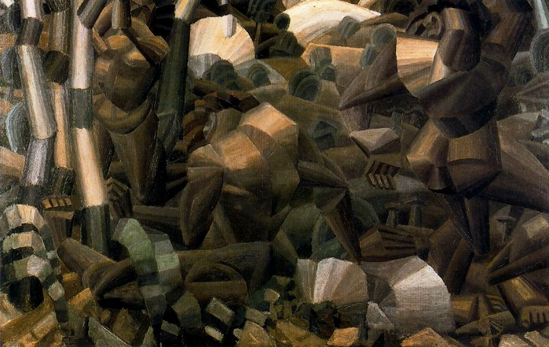 Nudes in the Forest, 1910 by Fernand Leger (1881-1955, France) |  | WahooArt.com