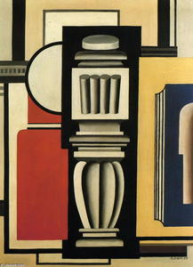 Fernand Leger - The Baluster