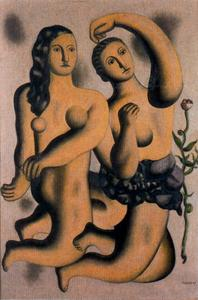 Fernand Leger - The dance1