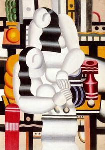 Fernand Leger - The Lunch