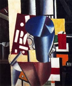 Fernand Leger - The Typographer