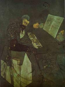 James Abbott Mcneill Whistler - The Gold Scab