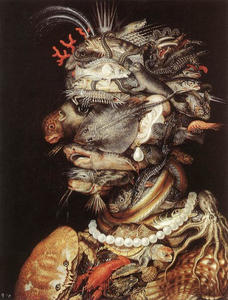 Giuseppe Arcimboldo - The Water