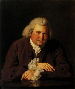 Joseph Wright Of Derby - Erasmus Darwin