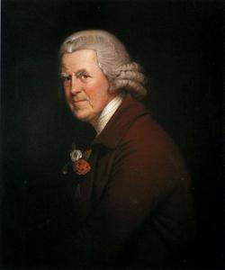Joseph Wright Of Derby - Old John, Head Waiter at the King's Head in Derby