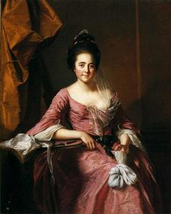 Joseph Wright Of Derby - Portrait of a Lady with Her Lacework