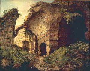 Joseph Wright Of Derby - The Colosseum, Rome