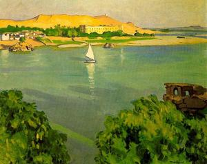 Albert Marquet - Assouan, Morning