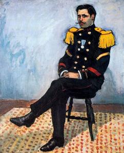 Albert Marquet - Sargent of the colonial infantery