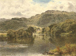 Benjamin Williams Leader - THE CONWAY AT BETTWS-Y-COED