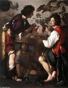 Bernardo Strozzi - Joseph Telling his Dreams