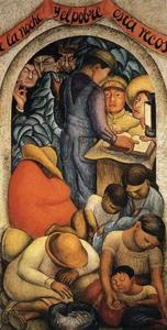Diego Rivera - Night of the Poor