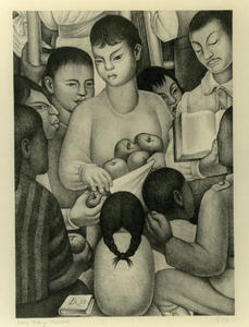 Diego Rivera - The Fruits of Labor