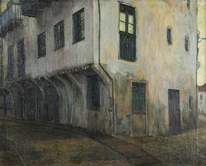 Diego Rivera - The House of Vizcaya