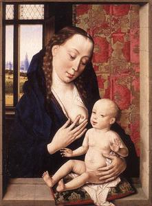 Dierec Bouts - Mary and Child