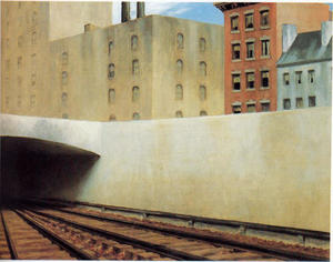Edward Hopper - Approaching the City