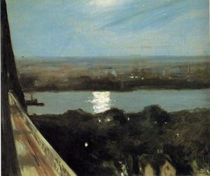 Edward Hopper - Blackwell's Island