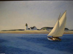 Edward Hopper - Long Leg