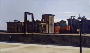 Edward Hopper - Manhattan Bridge Loop