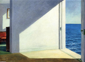 Edward Hopper - Rooms By The Sea