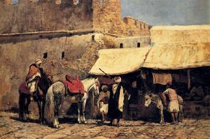 Edwin Lord Weeks - Tangiers