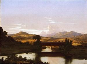 Frederic Edwin Church - On Otter Creek