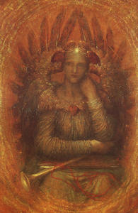 George Frederic Watts - Dweller in the Innermost