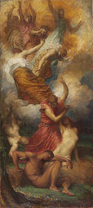 George Frederic Watts - The Creation of Eve